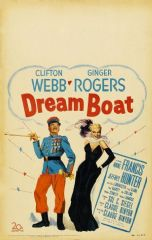 Dreamboat 1952 DVD - Clifton Webb / Ginger Rogers